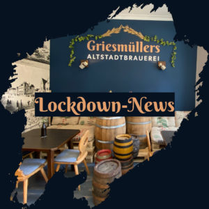Lockdown Speisekarte und Öffnungszeiten